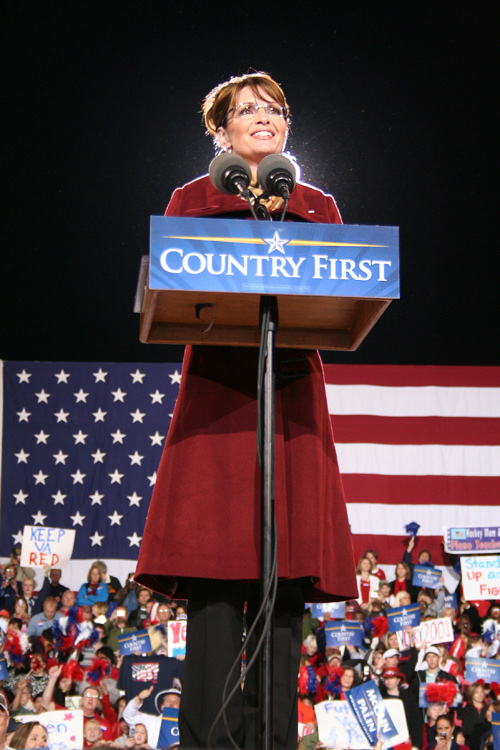 6 Photos Of Sarah Palin The Faces