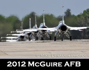 The 2012 Joint Base McGuire-Dix-Lakehurst Open House & Air Show - Wrightstown, New Jersey