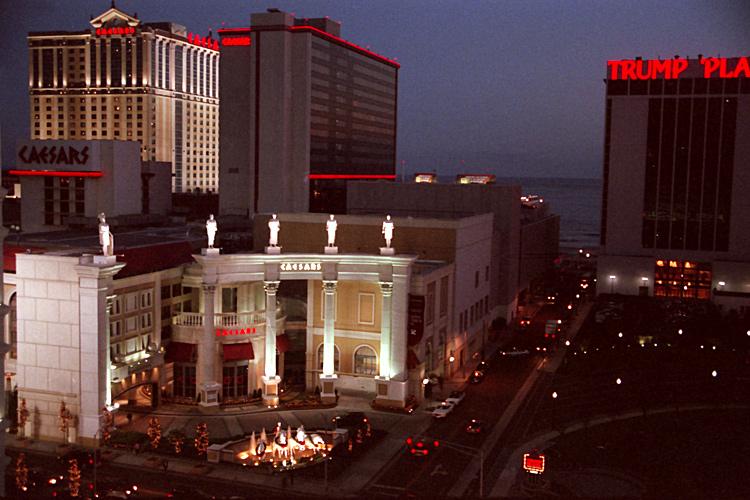 Spin City Palace