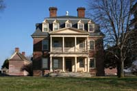 Pictures of the Shirley Plantation in Charles City ...