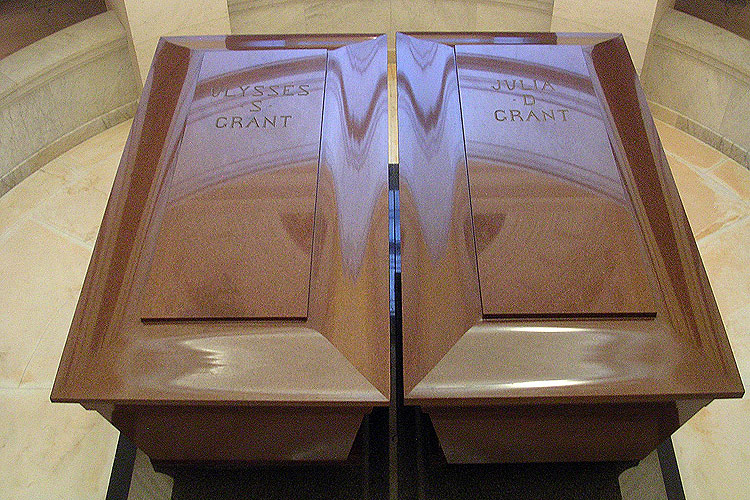 Grant S Tomb The Tombs Of General Ulysses S Grant And