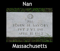 Nan Savery - Massachusetts