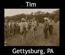 Tim Francisco - Gettysburg, PA